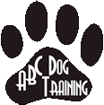 ABC Dog Training logo
